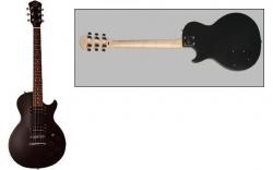 Guitarra Jack and Danny L 80 Satin Black