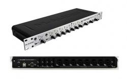Interface de Audio M-Audio Fast Track Ultra 8R - USB + DSP + MIDI