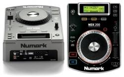 Leitor single Numark NDX 200 - CD-R