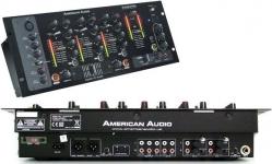 Mesa de Mistura American Audio Q-2422 Pro - 3-5 vias - de Rack