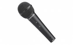 Microfone para Voz Behringer XM1800S Ultravoice - dinamico