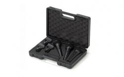 Set 2 - 3 Microfones para Voz Behringer XM1800S Ultravoice Set + 3 Pincas + Mala