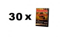 Pack de 30 Discos Portugal Karaoke - de qualquer tipo (DVD, VCD ou Formato Digital)