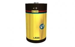 Pilha de 1,5V - LR20 - D