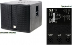 Subgrave The Box Pro Achat 115 Sub - 1.000W - 15 polegadas