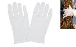 Luvas brancas para Instrumentos de Sopro