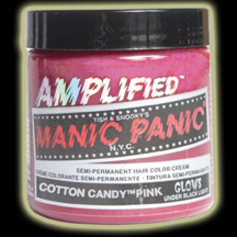 Amplified Cotton Candy Pink*
