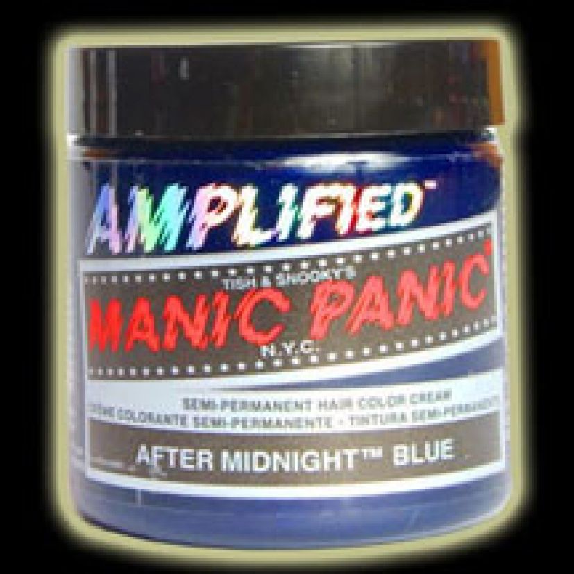Amplified Aftermidnight Blue