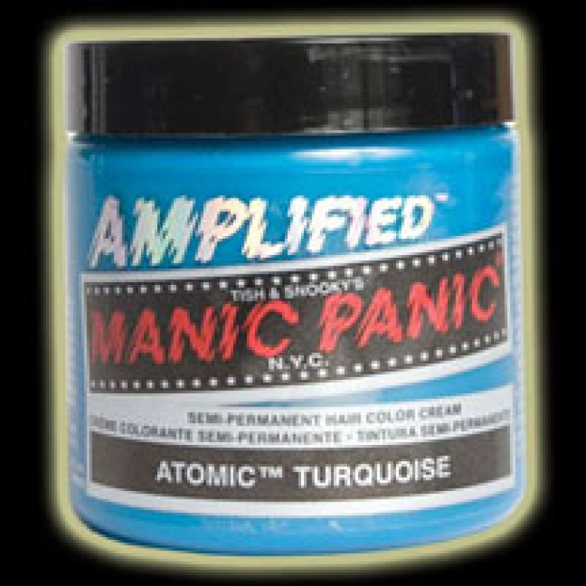 Amplified Atomic Turquise