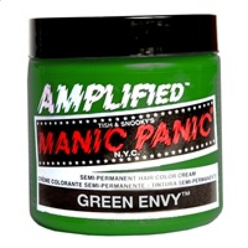 Amplified Green Envy