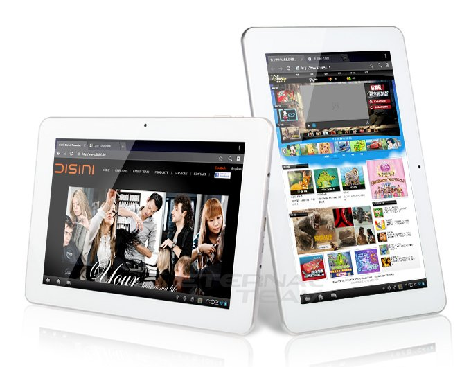 Sanei N91 Android PC Tablet