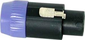 Speakon Male (8 Pin)  Connector