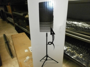 ULTIMATE SUPPORT SPEAKER STAND TS-100B (NEW)