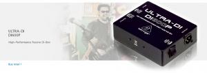 ULTRA-DI DI600P High-Performance Passive DI-Box