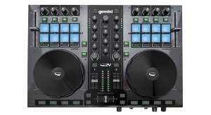 GEMINI G2V PRO 2 CHANNEL DJ CONTROLER