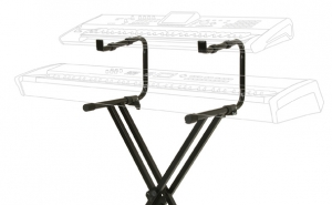 Second Tiers for Ultimate Support IQ-2000 and IQ-1000 Keyboard Stand