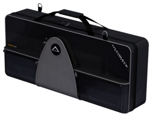 Series ONE Soft Case for 61-note Keyboard with Extra Protective Padding and Three Roomy External Storage Pockets