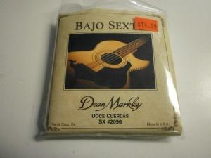 DEAN MARKLEY BAJO SEXTO doce cuerdas  QN# 2096