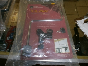 THE CLAW SPLASH MOUNTING SYSTEM