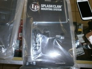 SPLASH CLAW MOUNTING SYSTEM