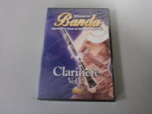 METODO DE BANDA APRENDE TOCAR AL ESTILLO DE BANDA YA! CLARINETE VOL.1
