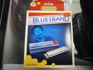 BLUESBAND KEY OF G BY HOHNER
