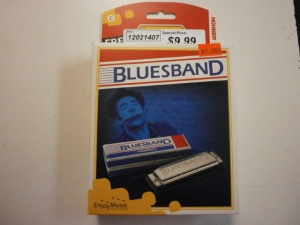 BLUESBAND KEY OF C BY HOHNER