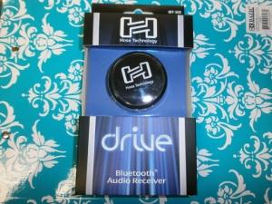 Hosa Bluetooth Audio Receiver