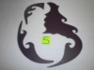 Micas For Bajo Sexto & Quinto  3pc Set PURPLE