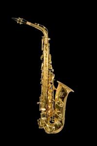 Alto Saxophone Lacquer - Gold Color NEW