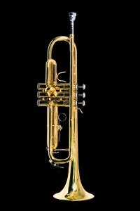 B - U.S.A. WTR-LQ Trumpet Lacquer - Gold Color NEW