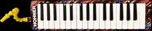 HOHNER AIRBOARD 32 KEY Melodica w/ BAG new