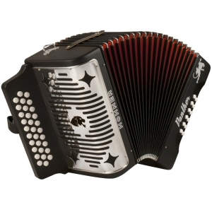 Panther Accordion HA3100 Hohner GCF FREE Shipping!!