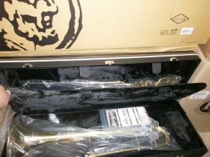JUPITER  Trombone   JTB 720V BTVL530L   New