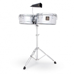 "LP Aspire® 13"" & 14"" Timbale, Chrome LPA256 (NEW) Sku #"