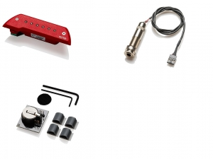 EMG ACS RED Bajo Quinto PICK UP
