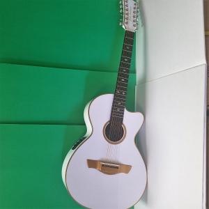 Jesus Sevillano 12 String Requinto Sierreño Guitar W/fishman/EQ new