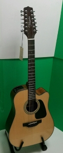 Takamine 12 String GD30CE-12NAT (New) FREE SHIPPING