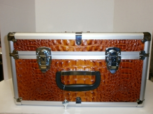 Hard Case for 31 button accordion fits Corona and Panther