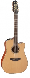 Takamine 12 String P3DC-12 SATIN (New) FREE SHIPPING