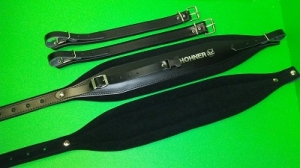 Accordion Leather strap w/Back strap Italy Hohner LG fits all 34 button and TT tone Acordeon