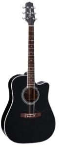 Takamine EF341SC 6 string  Acoustic-Electric Guitar  W / case SK#0714160