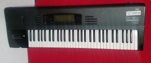 KORG 01/W FD keyboard USED