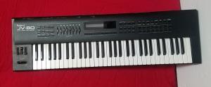 ROLAND JV-80 keyboard  USED