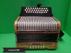 HOHNER CORONA II  FBE / FA (USED)