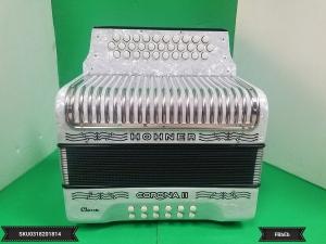 Corona II Classic WHITE Fbe / FA  SKU# 0318201814