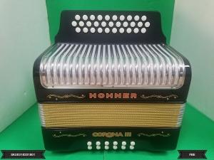 Corona III blk Fbe / FA Sku 0318201801