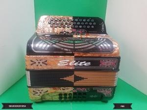 ELITE PRO accordion FBE W/Case SKU # 0320201854