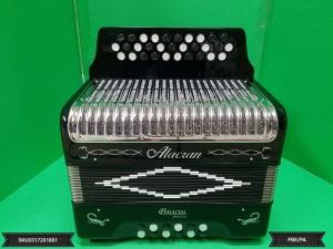 Alacran FBE / FA  31 Button Accordion  w/ Case & Straps New SKU 0318201816