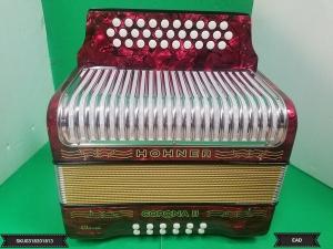 Corona II Classic Red EAD / MI   SKU# 0318201813